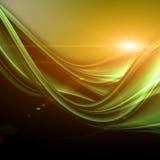 Ljus fantasi Fotografering för Bildbyråer