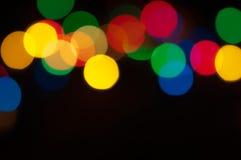 ljus ferie för bakgrund Arkivbilder
