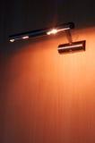 ljus fläck arkivbild