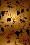 ljus gammal paper yellow för bakgrund arkivfoto