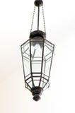 ljus gatatappning för lampa Royaltyfria Bilder
