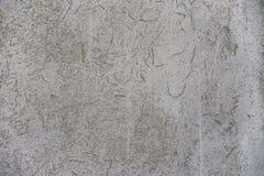 Ljus - grå cementtextur Royaltyfri Bild