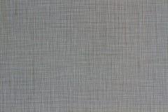 Ljus grå kanfastexturbakgrund. Royaltyfri Fotografi