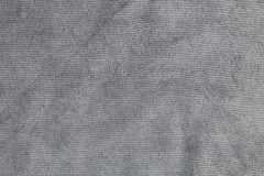Ljus - grå microfibertorkduketextur Arkivbild