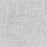 Ljus - grå naturlig linnetextur för bakgrunden Arkivfoton