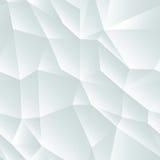 Ljus - grå sömlös abstrakt geometrisk bakgrund Royaltyfri Bild