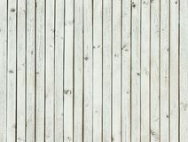 Ljus - grå wood textur, målade gråa plankor royaltyfria foton