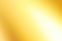 ljus guld för bakgrund Royaltyfri Fotografi