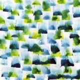 Ljus handdrawn vattenfärgbakgrundstextur Royaltyfria Foton