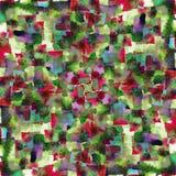 Ljus handdrawn vattenfärgbakgrundstextur Arkivfoto