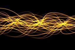 ljus hastighet Royaltyfria Foton