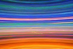 ljus hastighet Arkivbild