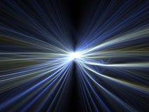 ljus hastighet för blur royaltyfri illustrationer