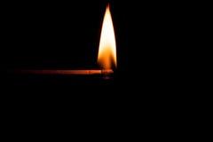 Ljus i mörkret Arkivbilder