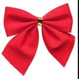ljus isolerad red för bow Royaltyfria Foton