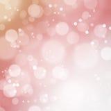 Ljus julbakgrund Royaltyfria Bilder