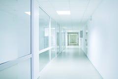 ljus korridor Royaltyfria Bilder
