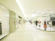 ljus korridor long Royaltyfria Bilder
