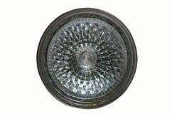 Ljus kula i lampan Arkivfoton