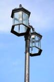 Ljus lampa Royaltyfri Foto