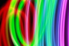 Ljus målning 2 Arkivfoto