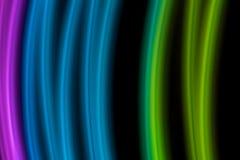 Ljus målning 3 Arkivbilder
