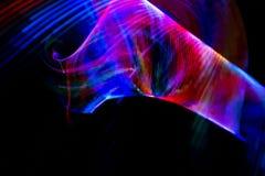 Ljus målningabstrakt begreppbakgrund Arkivfoton