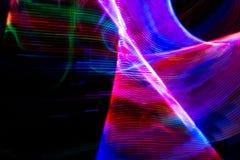 Ljus målningabstrakt begreppbakgrund Arkivbilder
