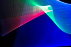 Ljus målningabstrakt begreppbakgrund Royaltyfria Bilder