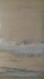 ljus marmorvit och guling Arkivbild