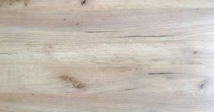 Ljus mjuk wood yttersida som bakgrund, wood textur Grunge tvättade bästa sikt för wood plankatabellmodell Arkivfoto