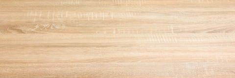Ljus mjuk wood yttersida som bakgrund, wood textur Grunge tvättade bästa sikt för wood plankatabellmodell Royaltyfria Foton