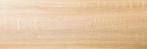Ljus mjuk wood yttersida som bakgrund, wood textur Grunge tvättade bästa sikt för wood plankatabellmodell Arkivbilder