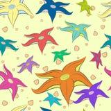 Ljus modell för stjärna Royaltyfria Bilder