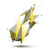 Ljus modern teknisk eps8 konstruktion, abstrakt begrepp Arkivfoto