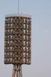 ljus moonstadion Royaltyfri Foto