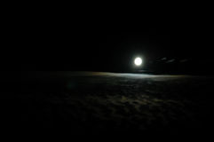 ljus natt 2 Fotografering för Bildbyråer