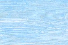 Ljus - naturlig bakgrund för blå textur för ekträ Arkivbild