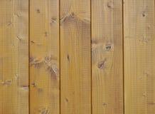 Ljus - naturlig textur för bruna träplankor Royaltyfri Bild