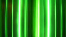 Ljus neongarnering lager videofilmer