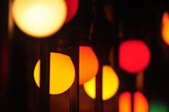 Ljus och diwali Royaltyfri Foto