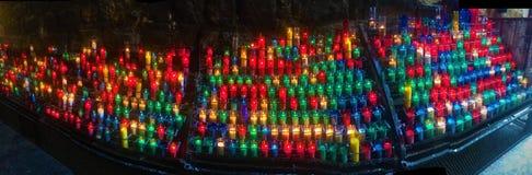 Ljus och färger royaltyfri foto