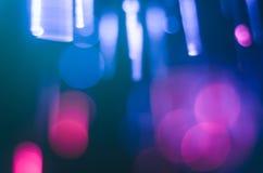 Ljus och färgrik begreppsbakgrund från glasfiber royaltyfri illustrationer