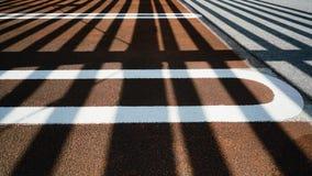 Ljus- och skuggamodell Fotografering för Bildbyråer
