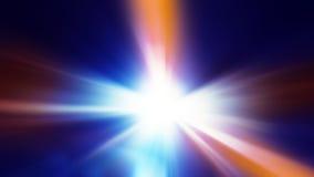 Ljus på slutet av tunnelen Arkivbilder