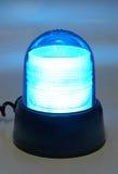 ljus polissiren Arkivfoton