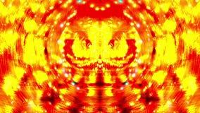 Ljus röd orange rörelsebakgrund stock video