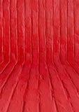 ljus röd vägg för tegelsten Royaltyfri Foto
