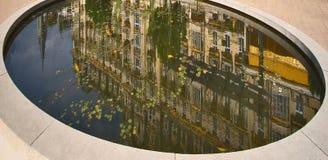 ljus reflexion Fotografering för Bildbyråer