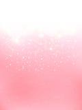 Ljus - rosa bakgrund stock illustrationer